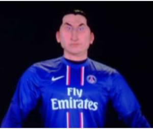 PSG : Zlatan Ibrahimovic & Héléna Seger dans les Yvelines