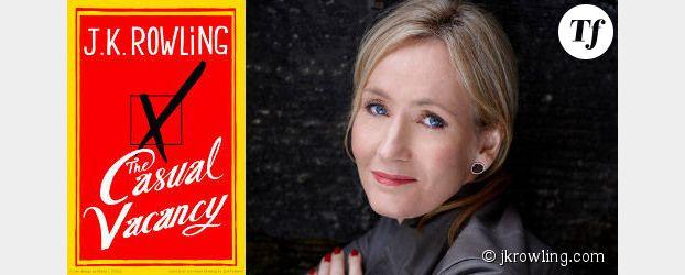 """On a lu """"Une place à prendre"""", de J.K. Rowling"""