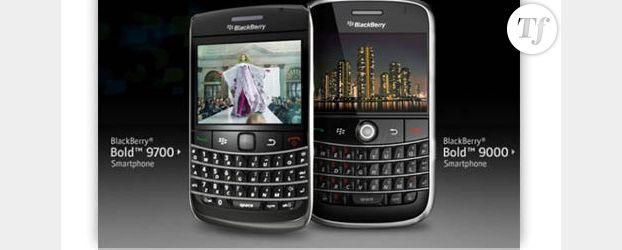 BlackBerry : c'est la honte par rapport à un iPhone 5