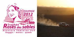 Trophée Roses des Sables : quand rallye automobile rime avec écologie
