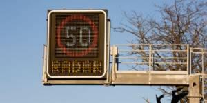 Brice Hortefeux annonce 1000 radars de plus d'ici 2012