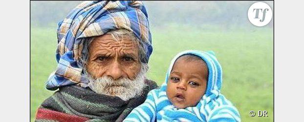 Le père le plus vieux du monde est un Indien de 96 ans