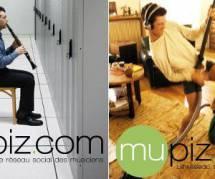 Mupiz : les musiciens ont maintenant leur réseau social