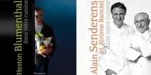 Alain Senderens, Heston Blumenthal : dans la cuisine des grands chefs