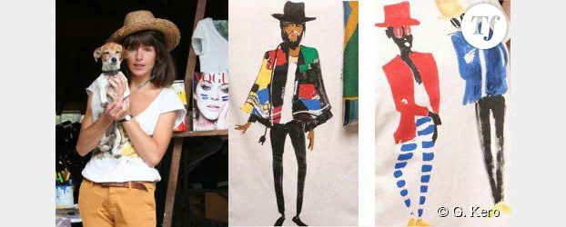 G. Kero : les t-shirts instinctifs de Marguerite Bartherotte