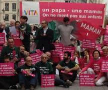 #unpapaunemaman : Twitter raille les manifs anti-mariage gay
