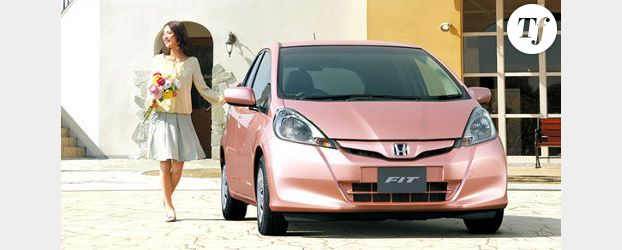 auto honda lance fit she 39 s sa voiture pour les femmes 100 clich s. Black Bedroom Furniture Sets. Home Design Ideas