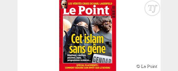 """Le Point : sa Une sur l'""""Islam sans gêne"""" suscite la polémique"""
