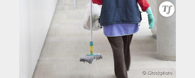 Temps partiel et horaires morcelés : le secteur de la propreté fait le ménage