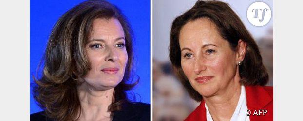 """Hollande-Royal-Trierweiler : les Américains moquent ce """"triangle amoureux"""""""