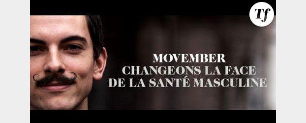 Movember : le mois de la moustache contre les maladies masculines débarque en France