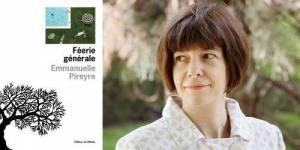 """Prix Médicis : Emmanuelle Pireyre distinguée pour """"Féerie générale"""""""