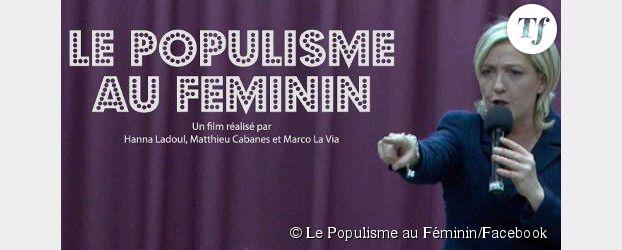 """""""Populisme au féminin"""" : les femmes de l'extrême-droite sur LCP"""