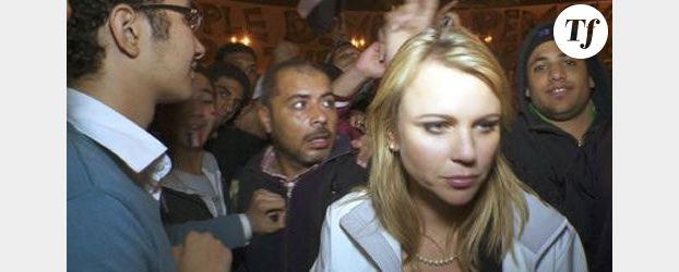 Lara Logan, une journaliste agressée sur la place Tahrir pendant les manifestations en Egypte