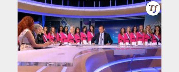 Miss France 2013 : les Miss chez Pernaut sur TF1 Replay