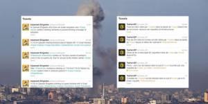 Conflit israélo-palestinien : la guerre en direct sur Twitter