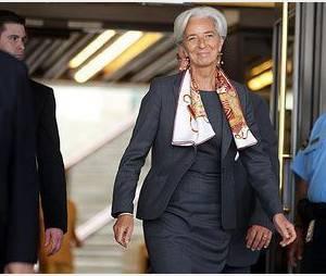Christine Lagarde est plus populaire que ses homologues masculins