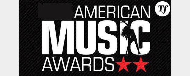 American Music Awards 2012 : suivre la cérémonie en direct live streaming