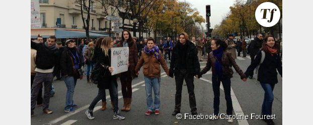 Manifestation contre le mariage pour tous : Caroline Fourest porte plainte
