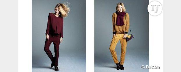 Tendance automne-hiver 2012-2013 : couleur bordeaux