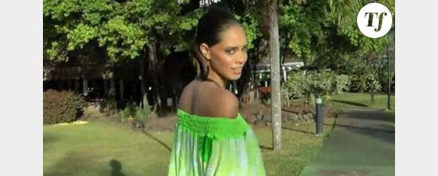 Miss France 2013 : Miss Tahiti alias Hinarani De Longeaux