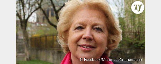 """Marie-Jo Zimmermann, UMP : sur la parité, """"le PS a une décennie d'avance"""""""