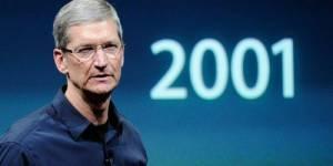 Tim Cook, patron d'Apple : l'homme le plus payé des Etats-Unis