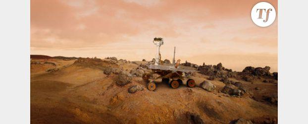 Curiosity : le rover invité de Gilles Bouleau sur TF1 - Replay