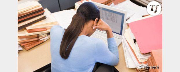 Stress en entreprise : la surchage de travail principalement en cause