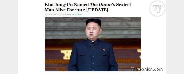 Kim Jong-Un, homme le plus sexy du monde ? La Corée du Nord y croit