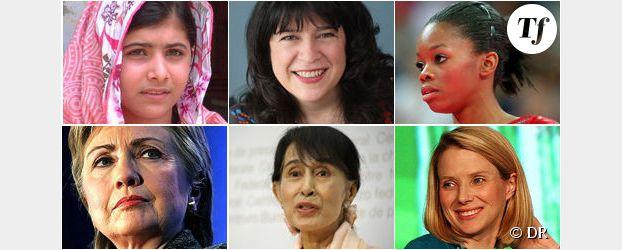 """Classement """"Time"""" des personnalités de 2012 : qui sont les femmes de l'année ?"""
