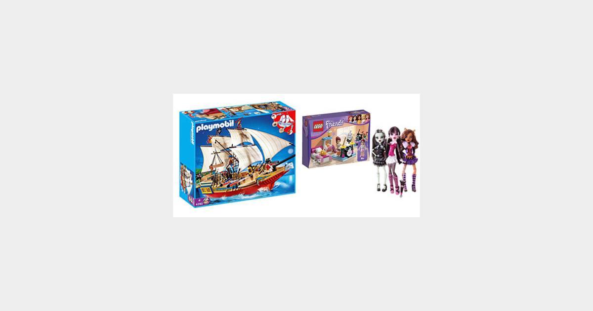 No l 2012 playmobil lego monster high quand acheter ses jouets moins ch - Acheter pas cher sur internet ...