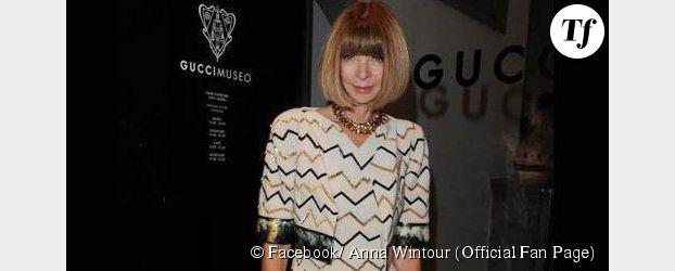 États-Unis : Anna Wintour, ambassadrice à Paris ?