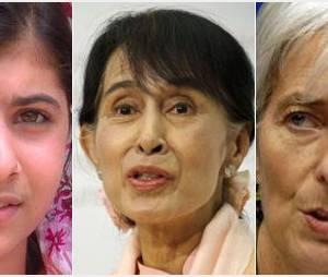 Aung San Suu Kyi, Christine Lagarde, Malala : dans le top 100 des penseurs de 2012