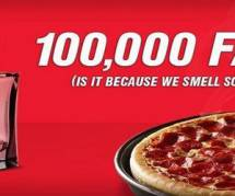 Pizza Hut lance son parfum senteur « pizza »