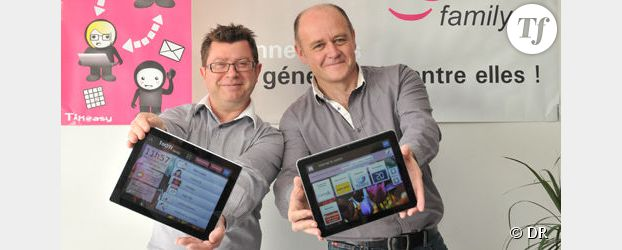 Tooti : la tablette numérique pour les grands-parents geeks