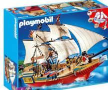 Playmobil : où acheter le grand bateau des pirates sur Internet ?