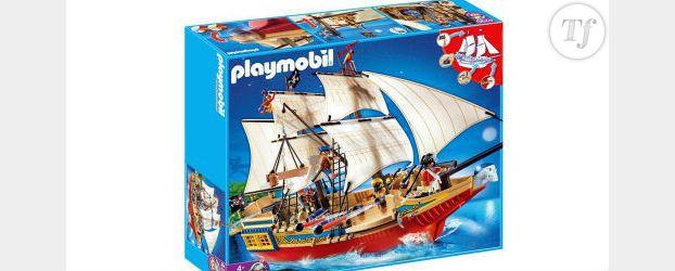playmobil o acheter le grand bateau des pirates sur. Black Bedroom Furniture Sets. Home Design Ideas