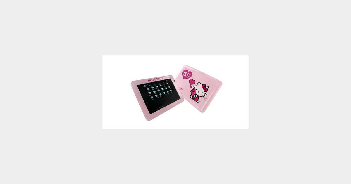 O acheter sur internet la tablette tactile hello kitty for Acheter cuisine sur internet