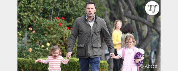 Working Dads : Affleck, Beckham, Lacourt… les people, ces papas poules