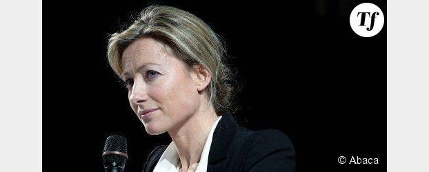 """Anne-Sophie Lapix : """"Mon air bienveillant peut déstabiliser mes invités"""""""