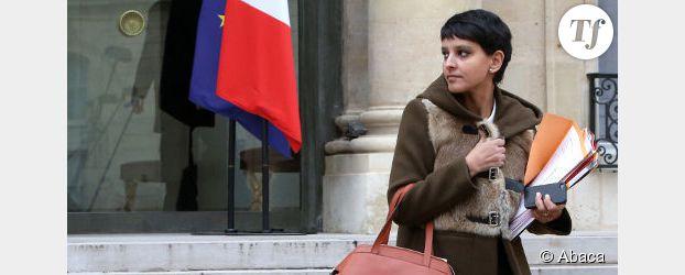 Najat Vallaud-Belkacem : sa cote de popularité va croissante