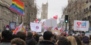 Opposition au mariage gay est-il synonyme d'homophobie ?