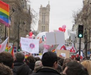 Opposition au mariage gay est-il synonyme d'homophobie ?