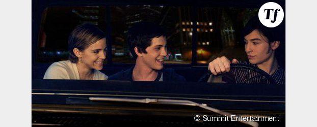 "On a vu ""Le monde de Charlie"" avec Emma Watson, Ezra Miller et Logan Lerman"