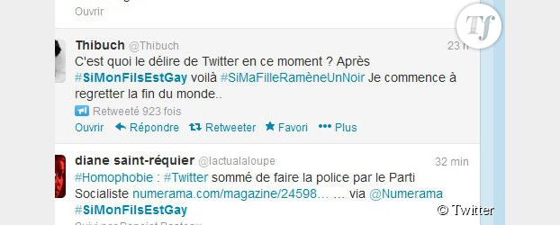 #Simonfilsestgay : des députés PS disent non aux hashtags homophobes