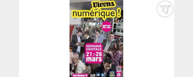 Semaine digitale à Bordeaux : 50 places pour les membres Terrafemina !