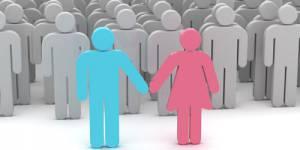 Sur Facebook, les hommes préfèrent s'afficher comme célibataires