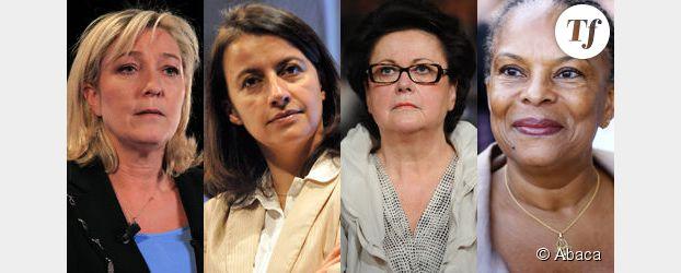 Le Pen, Duflot, Boutin, Taubira : notre baromètre exclusif des femmes politiques sur Twitter