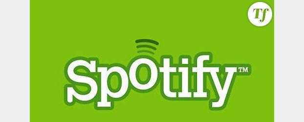 Spotify : du streaming mais plus de téléchargement